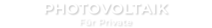 PHOTOVOLTAIK